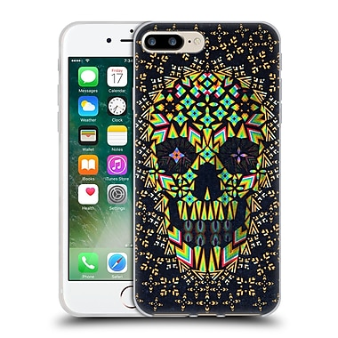 Official Ali Gulec The Message Skull 2 Soft Gel Case For Apple Iphone 7 Plus
