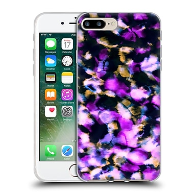 Official Amy Sia Ice Purple Soft Gel Case For Apple Iphone 7 Plus