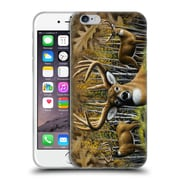 Official Chuck Black DEER FAMILY Whitetail Country Soft Gel Case for Apple iPhone 6 / 6s