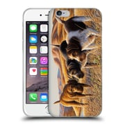 Official Chuck Black WILDLIFE AND ANIMALS The Perfect Trio Soft Gel Case for Apple iPhone 6 / 6s