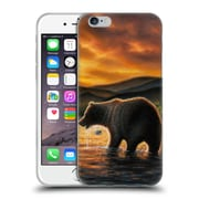 Official Chuck Black WILDLIFE AND ANIMALS Persistence Soft Gel Case for Apple iPhone 6 / 6s