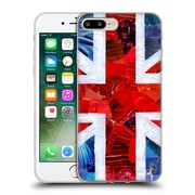Official Artpoptart Flags Union Jack Soft Gel Case For Apple Iphone 7 Plus