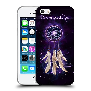 Official Christos Karapanos Dreamy Dreamcatcher Soft Gel Case for Apple iPhone 5 / 5s / SE