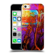 Official Demian Dressler Series Prismatica 2 No Reaper in the Garden of You Soft Gel Case for Apple iPhone 5c