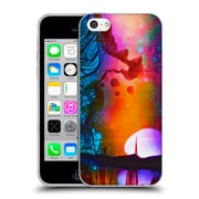 Official Demian Dressler Series Prismatica 2 The Pool of the Mother of 9 Muses Soft Gel Case for Apple iPhone 5c