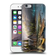 Official Chuck Black Cabin The Perfect Storm Soft Gel Case for Apple iPhone 6 / 6s