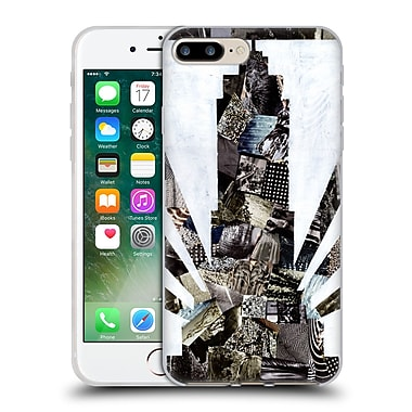 Official Artpoptart Travel Empire State Soft Gel Case For Apple Iphone 7 Plus