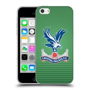 Official Crystal Palace FC 2016/17 Players Kit GK Away Soft Gel Case for Apple iPhone 5c