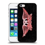 Official Aerosmith Logos Winged Soft Gel Case For Apple Iphone 5 / 5S / Se
