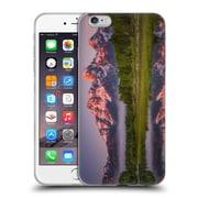 Official Darren White Reflection Morans Cloudcap Soft Gel Case for Apple iPhone 6 Plus / 6s Plus