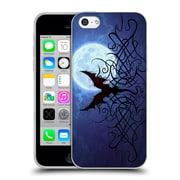 Official Christos Karapanos Horror Secrets Of The Moon Soft Gel Case for Apple iPhone 5c