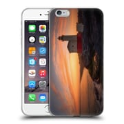 Official Darren White Sunrises and Sunsets Bandon Sundown Soft Gel Case for Apple iPhone 6 Plus / 6s Plus