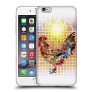 Official Angelo Cerantola Animals Rise And Shine Soft Gel Case For Apple Iphone 6 Plus / 6S Plus