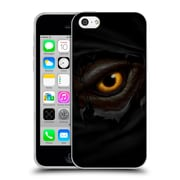 Official Christos Karapanos Horror Werewolf Eye Soft Gel Case for Apple iPhone 5c