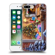 Official Christmas Mix Winter Wonderland Nicky Boehme You Better Be Good Soft Gel Case for Apple iPhone 7 Plus