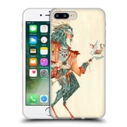 Official Anne Lambelet Fiction Illusio Soft Gel Case For Apple Iphone 7 Plus