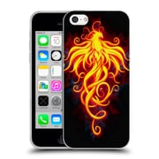 Official Christos Karapanos Phoenix Royal Soft Gel Case for Apple iPhone 5c
