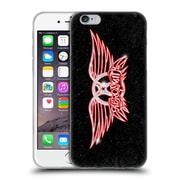 Official Aerosmith Logos Winged Soft Gel Case For Apple Iphone 6 / 6S