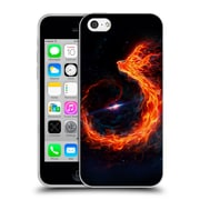 Official Christos Karapanos Phoenix Out Of Space Soft Gel Case for Apple iPhone 5c
