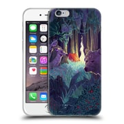 Official Anne Lambelet Eerie Staying Alive Soft Gel Case For Apple Iphone 6 / 6S