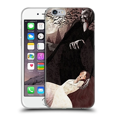 Official Anne Lambelet Eerie Dracula Soft Gel Case For Apple Iphone 6 / 6S