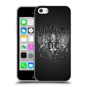 Official Def Leppard Design Rock Of Ages Soft Gel Case for Apple iPhone 5c