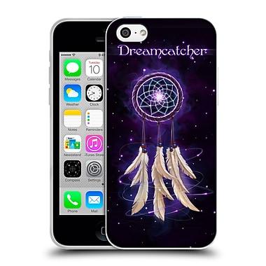 Official Christos Karapanos Dreamy Dreamcatcher Soft Gel Case for Apple iPhone 5c