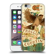 Official Anne Lambelet Fiction Froggie Went A Courtin Soft Gel Case For Apple Iphone 6 / 6S