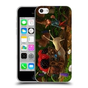Official Christos Karapanos Fantasy Creatures 2 The Way Home Soft Gel Case for Apple iPhone 5c