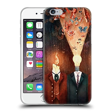 Official Anne Lambelet Eerie Bright Future Soft Gel Case For Apple Iphone 6 / 6S