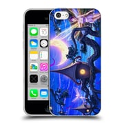 Official Christos Karapanos Fantasy Creatures Faerie Land Soft Gel Case for Apple iPhone 5c