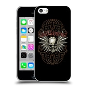 Official Def Leppard Design Skull 2 Soft Gel Case for Apple iPhone 5c