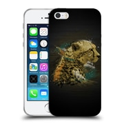 Official Aron Art Animals Cheetah Soft Gel Case For Apple Iphone 5 / 5S / Se