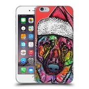 Official Christmas Mix Pets Dean Russo Dog Soft Gel Case for Apple iPhone 6 Plus / 6s Plus
