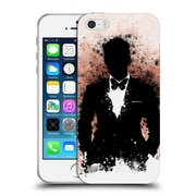 Official Aron Art Gentleman Mr. Butterfly Soft Gel Case For Apple Iphone 5 / 5S / Se
