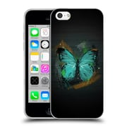 Official Aron Art Animals Butterfly Soft Gel Case For Apple Iphone 5C