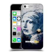 Official Brandalised Banksy Textured Art Pierced Eardrum Soft Gel Case For Apple Iphone 5C