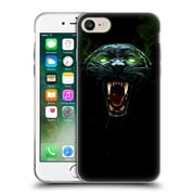 Official Christos Karapanos Horror 2 Black Panther Soft Gel Case for Apple iPhone 7