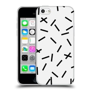 Official Caitlin Workman Modern Confetti Soft Gel Case for Apple iPhone 5c