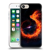 Official Christos Karapanos Phoenix Out Of Space Soft Gel Case for Apple iPhone 7