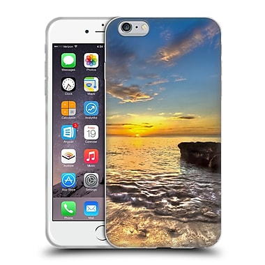 Official Celebrate Life Gallery Beaches Coral Tides Soft Gel Case for Apple iPhone 6 Plus / 6s Plus