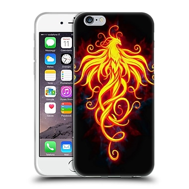 Official Christos Karapanos Phoenix Royal Soft Gel Case for Apple iPhone 6 / 6s