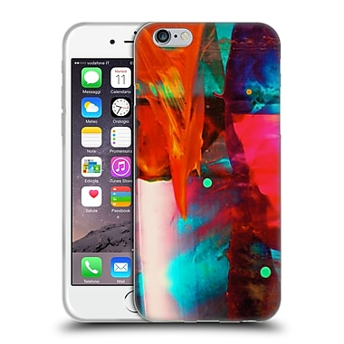 Official Demian Dressler Series Prismatica 2 Strike of Ex-stasis Soft Gel Case for Apple iPhone 6 / 6s