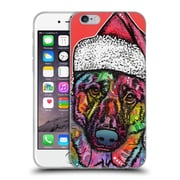 Official Christmas Mix Pets Dean Russo Dog Soft Gel Case for Apple iPhone 6 / 6s