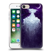 Official Christos Karapanos Fantasy Creatures Snow Queen Soft Gel Case for Apple iPhone 7