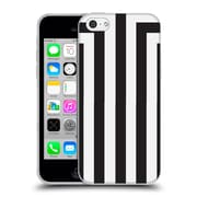 Official Caitlin Workman Modern Black 02 Soft Gel Case for Apple iPhone 5c