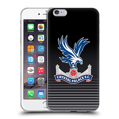 Official Crystal Palace FC 2016/17 Players Kit GK Home Soft Gel Case for Apple iPhone 6 Plus / 6s Plus