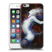 Official Daniel Conway Surreal Portraits Colours In The Dark Soft Gel Case for Apple iPhone 6 Plus / 6s Plus