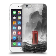 Official Daniel Conway Surreal Scenery Phonebooth Soft Gel Case for Apple iPhone 6 Plus / 6s Plus