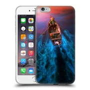 Official Daniel Conway Surreal Scenery Lights Beneath The Lake Soft Gel Case for Apple iPhone 6 Plus / 6s Plus